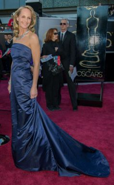 Helen Hunt  at  2013 Oscar Awards  Function