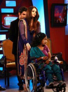 Aishwarya Rai Bachchan at the Zindagi Live Awards
