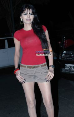 Sherlyn Chopra at Launch of Anuradha Sawhney's Book
