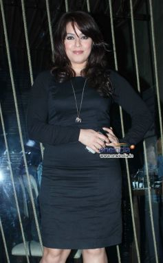 Mahima Chaudhry at Book Lunch