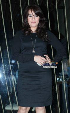 Mahima Chaudhry at Book Lunch