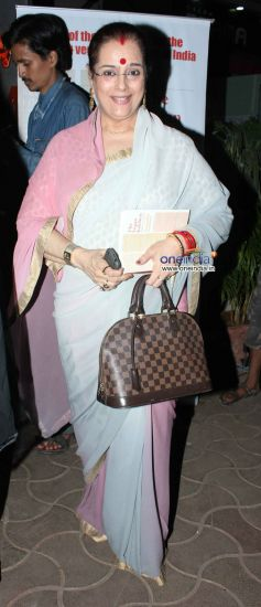 Poonam Sinha at Anuradha Sawhney's Book The Vegan Kitchen Bollywood Style Launch