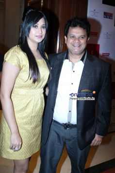 Celebs at The Foodie Awards 2013