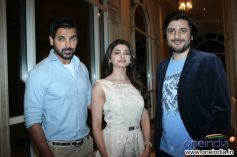 John Abraham, Prachi Desai and Golden Behl
