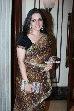 Shaina NC at The Foodie Awards 2013