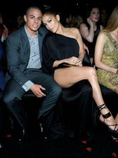 Jennifer Lopez at 55th Annual GRAMMY Awards