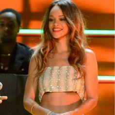 Rihanna at 55th Annual GRAMMY Awards