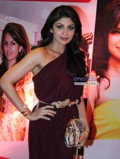 Shilpa Shetty at HT Mumbai's Most Stylish Awards 2013
