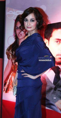 Dia Mirza at HT Mumbai's Most Stylish Awards 2013
