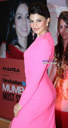 Jacqueline Fernandez at HT Mumbai's Most Stylish 2013