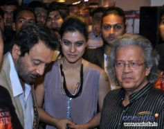 Kajol at Book Launch of The Oath of the Vayuputras
