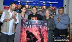 Book Launch of The Oath of the Vayuputras