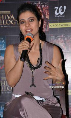 Bollywood actress Kajol Devgan