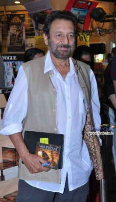 Shekhar Kapur at Book Launch of The Oath of the Vayuputras