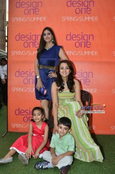 Perizaad Kohal with her daughter & Pallavi Hiremath