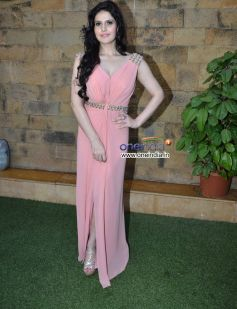Zarine Khan in Preview