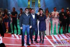 Salman Khan at Splash Fashion Show