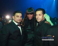 Bollywood superstar Salman Khan and others