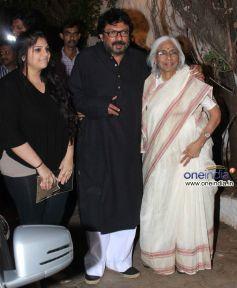 Sanjay Leela Bhansali's 50th Birthday Celebration