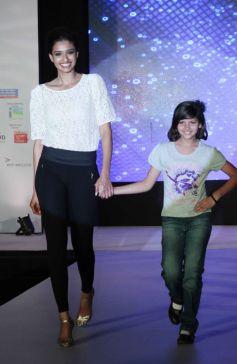 Celebs @  Smile Foundation Fashion Show