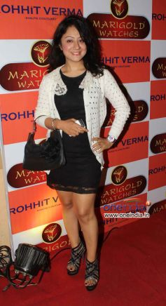 The launch of Rohhit Verma Haute couture