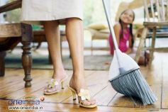 Tips To Mop Your Wooden Floor