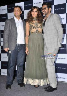 Bipasha Basu at Announcement of IRFW and India Fashion Awards