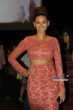 Celebs at LFW Summer Resort 2013 Day 03