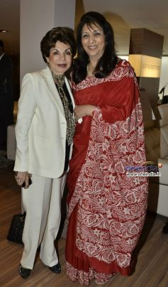 Sabira Merchant and Indu Shahani