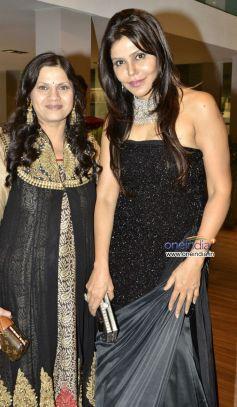 Abha Gupta and Nisha Jamvwal