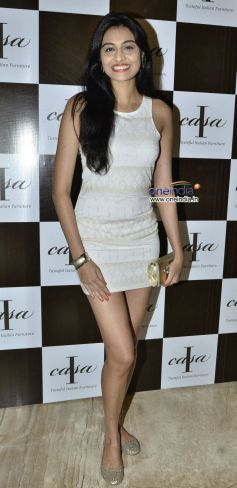 Neha Hinge at Champagne evening at Icasa