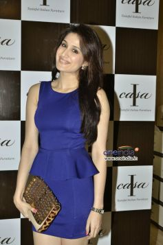 Sagarika Ghatge at Champagne evening at Icasa