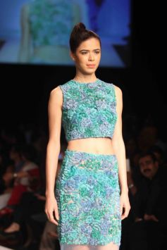 Ilk by Shikha and Vinita Show at LFW Summer Resort 2013