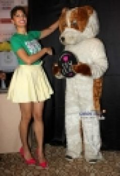 Jacqueline Fernandez Promotes PETA New