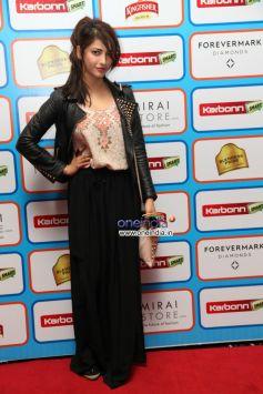 Karbonn Smart CCL Glam Night - Hyderabad