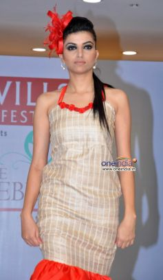 Neha Dhupia at the 7th Edition of Wills Lifestyle