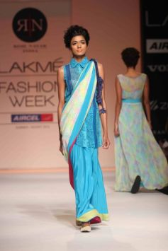 Rimi Nayak India Show at LFW Summer Resort 2013