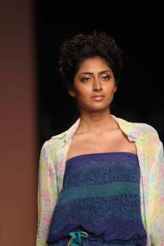 Rimi Nayak India Show at LFW Summer Resort 2013