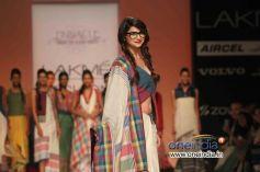 Shruti Sancheti Show at LFW Summer Resort 2013