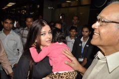Aishwarya Rai Bachcha & Aaradhya Bachchan
