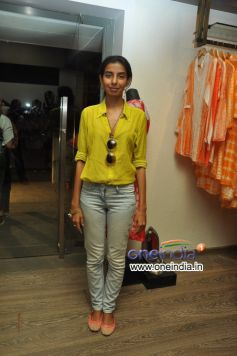 Ekta Rajani at Preview of Krishna Mehta Collections