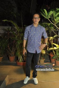Troy Costa at Preview of Krishna Mehta Collections