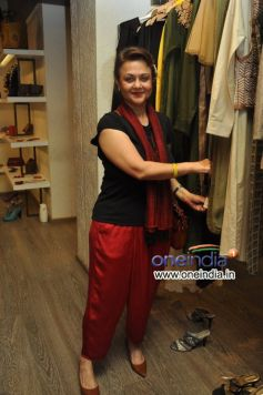 Vandana Malik at Preview of Krishna Mehta Collections