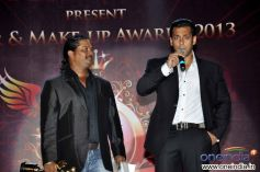 Bharat N Dorris Hair Styling and Make Up Awards 2013