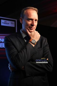 Launch of Tissot Racing Touch Watches