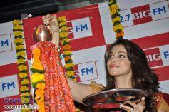 Isha Koppikar Celebrates Gudi Padwa at 92.7 BIG FM