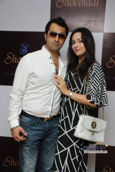 Launch of Samaira Tolani's Shocolaat