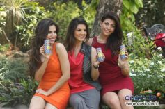 Sachiin Joshi's Energy Drink Photoshoot