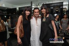 Binal Trivedi,Aki Narula and Swetlana Casper