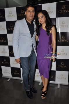 Sunil and Kiran Datwani